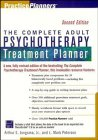 The Complete Adult Psychotherapy Treatment Planner (Book: Arthur E., Jr.