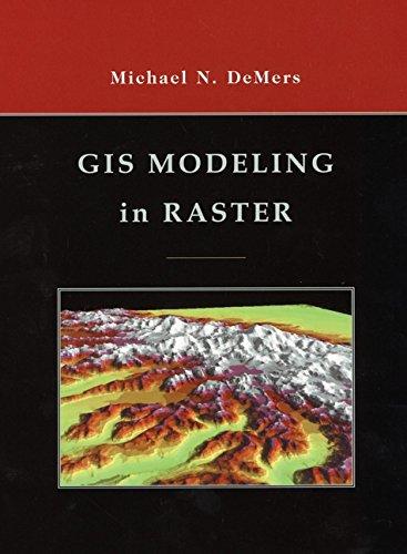 9780471319658: GIS Modeling in Raster