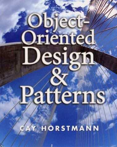 9780471319665: Object Oriented Design & Patterns