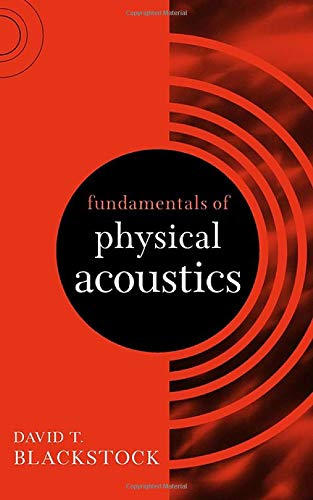 9780471319795: Fundamentals of Physical Acoustics