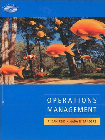 9780471320111: Operations Management