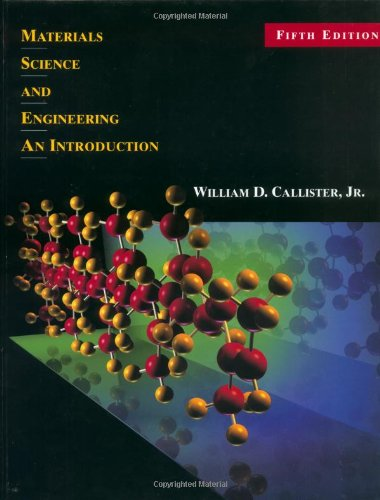 9780471320135: Materials Science and Engineering: An Introduction (5th Edition)