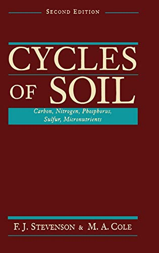 9780471320715: Cycles of Soil: Carbon, Nitrogen, Phosphorus, Sulfur, Micronutrients, Second Edition