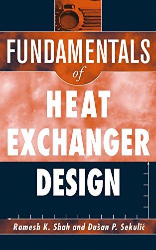 9780471321712: Fundamentals of Heat Exchanger Design