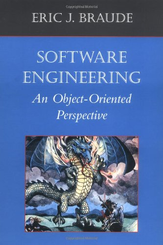 9780471322085: Software Engineering: An Object-Oriented Perspective