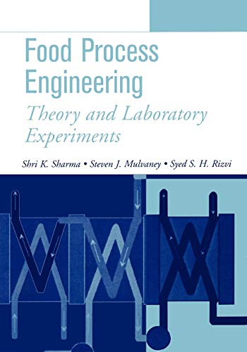 9780471322412: Food Process Engineering: Theory and Laboratory Experiments