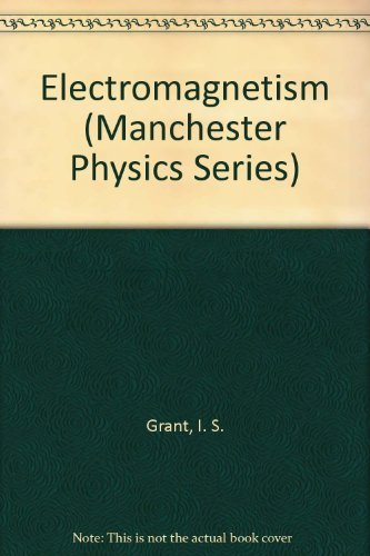 9780471322450: Electromagnetism (Manchester Physics Series)