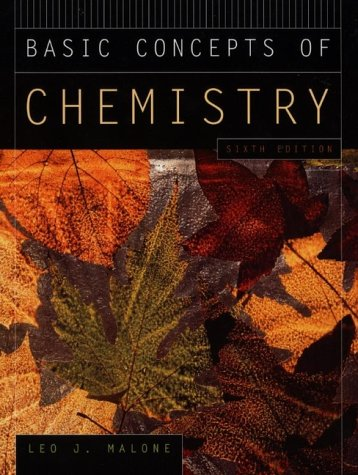9780471322474: Basic Concepts of Chemistry