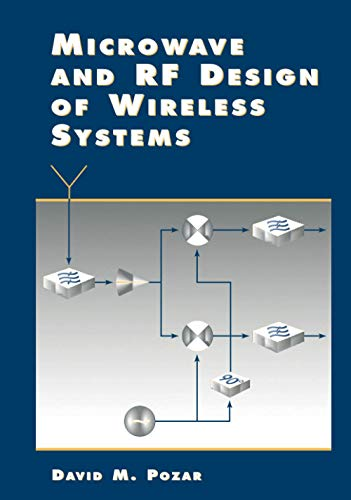 9780471322825: Microwave and Rf Design of Wireless Systems
