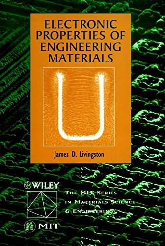 9780471323389: Solutions Manual to Accompany Electronic Properties of Engineering Materials