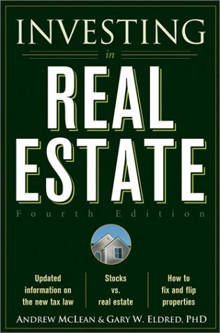 9780471323396: Investing in Real Estate