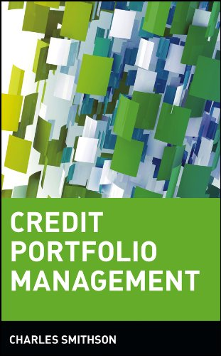 9780471324157: Credit Portfolio Management: A Portfolio Approach to Risk Management (Wiley Finance)