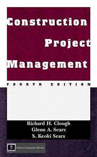 9780471324386: Construction Project Management