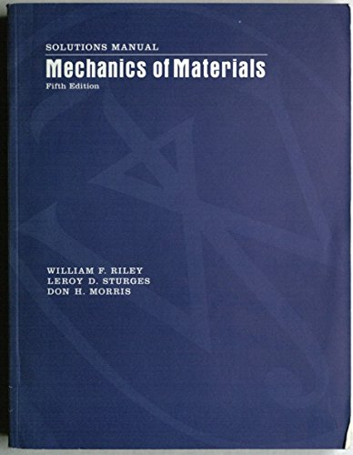9780471324423: Mechanics of Materials
