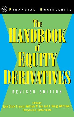 9780471326038: The Handbook of Equity Derivatives, Revised Edition (Wiley Series in Financial Engineering)