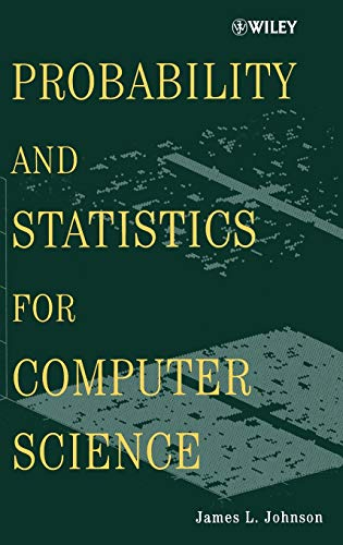 9780471326724: Probability and Statistics for Computer Science