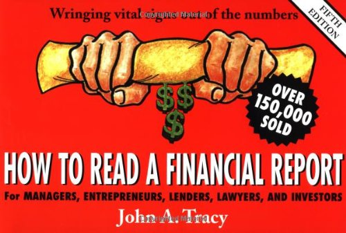 9780471327066: How to Read A Financial Report