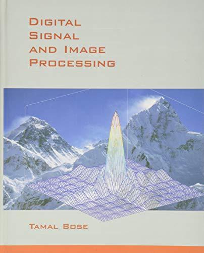 Digital Signal and Image Processing (Hardback): Bose