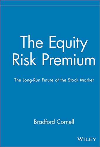 9780471327356: Equity Risk Premium: The Long Run Future of the Stock Market (Frontiers in Finance Series)