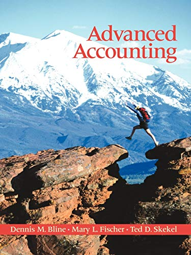 9780471327752: Advanced Accounting