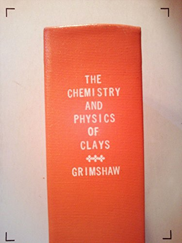9780471327806: The Chemistry and Physics of Clays and Allied Ceramic Materials- by Searle Al...