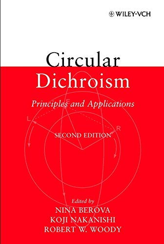9780471330035: Circular Dichroism: Principles and Applications