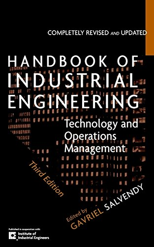 9780471330578: Handbook of Industrial Engineering: Technology and Operations Management
