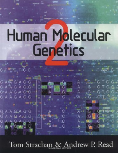 9780471330615: Human Molecular Genetics 2
