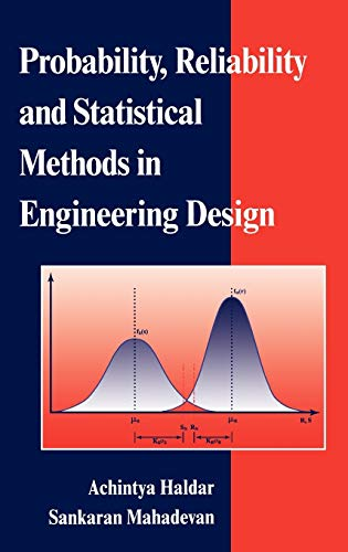 9780471331193: Probability, Reliability and Statistical Methods in Engineering Design
