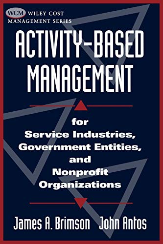 9780471331582: Activity-Based Management (Wiley Cost Management)
