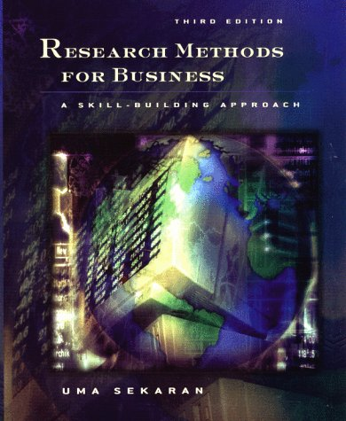 Research Methods for Business: A Skill-Building Approach: Uma Sekaran