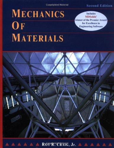 9780471331766: Mechanics of Materials, 2nd Edition