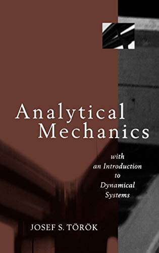 9780471332077: Analytical Mechanics: With an Introduction to Dynamical Systems