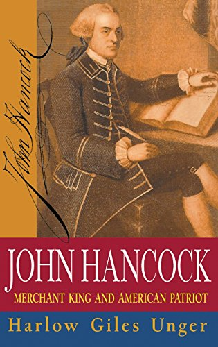 9780471332091: John Hancock: Merchant King and American Patriot