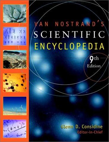 9780471332305: Van Nostrand's Scientific Encyclopedia 2 Volume Set