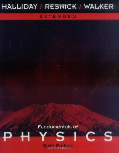 9780471332367: Fundamentals of Physics