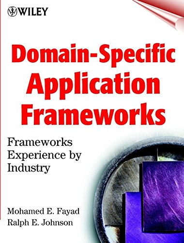 9780471332800: Domain-Specific Application Frameworks: Frameworks Experience by Industry