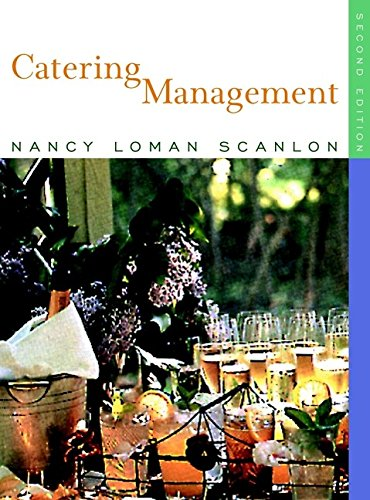 9780471333272: Catering Management, 2nd Edition