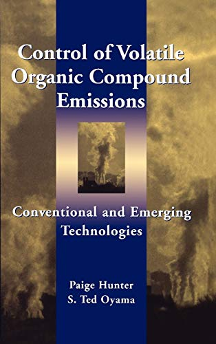 9780471333692: Control of Volatile Organic Compound Emissions: Conventional and Emerging Technologies