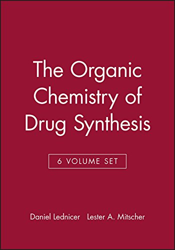 9780471333708: 6 Volume Set, The Organic Chemistry of Drug Synthesis