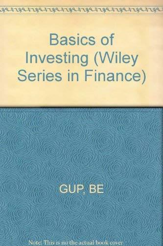 9780471336204: Basics of Investing