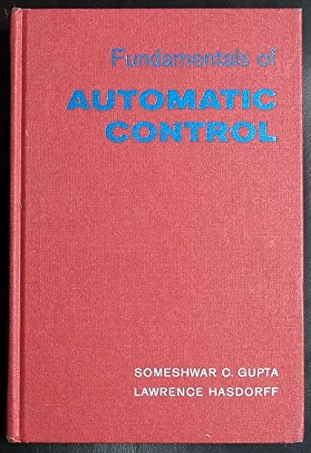 9780471336457: Fundamentals of Automatic Control