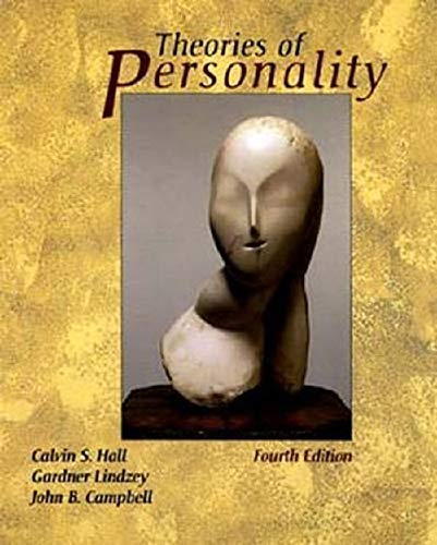 9780471342250: Theories of Personality