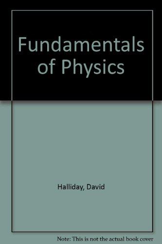 9780471344308: Fundamentals of Physics