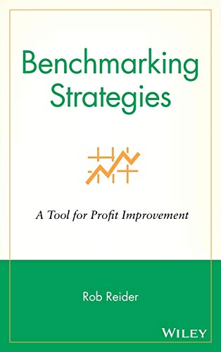 9780471344643: Benchmarking Strategies: A Tool for Profit Improvement