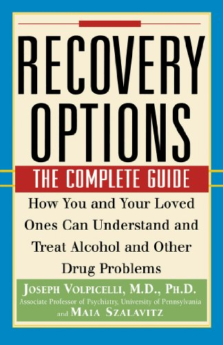 9780471345756: Recovery Options: The Complete Guide