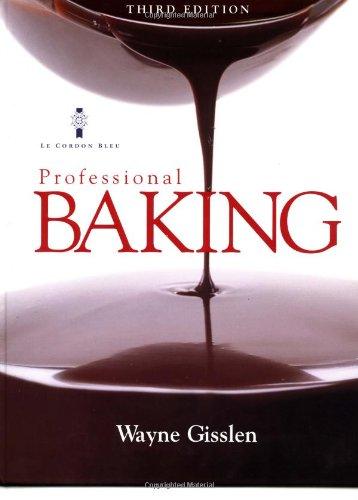 9780471346463: Professional Baking