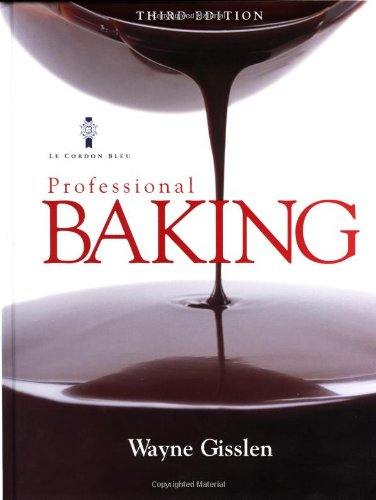 9780471346470: Professional Baking, Trade, 3rd Edition