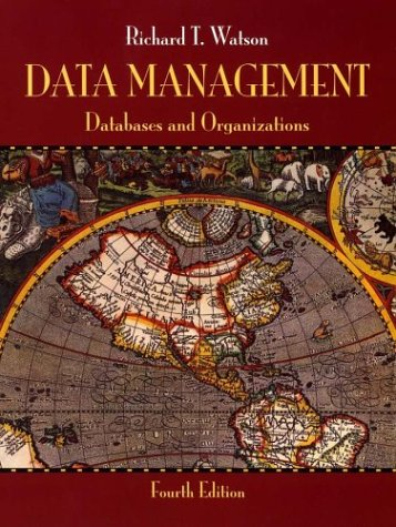 9780471347118: Data Management: Databases and Organizations