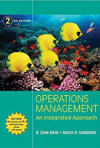 9780471347248: Operations Management: An Integrated Approach